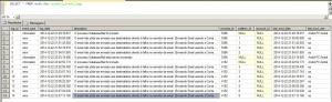Logs do database mail do sql server